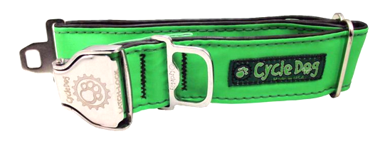 Halsband Fatty Green Max Reflective