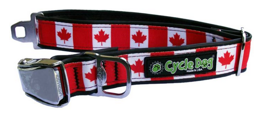 Halsband Canada Maple Leaf
